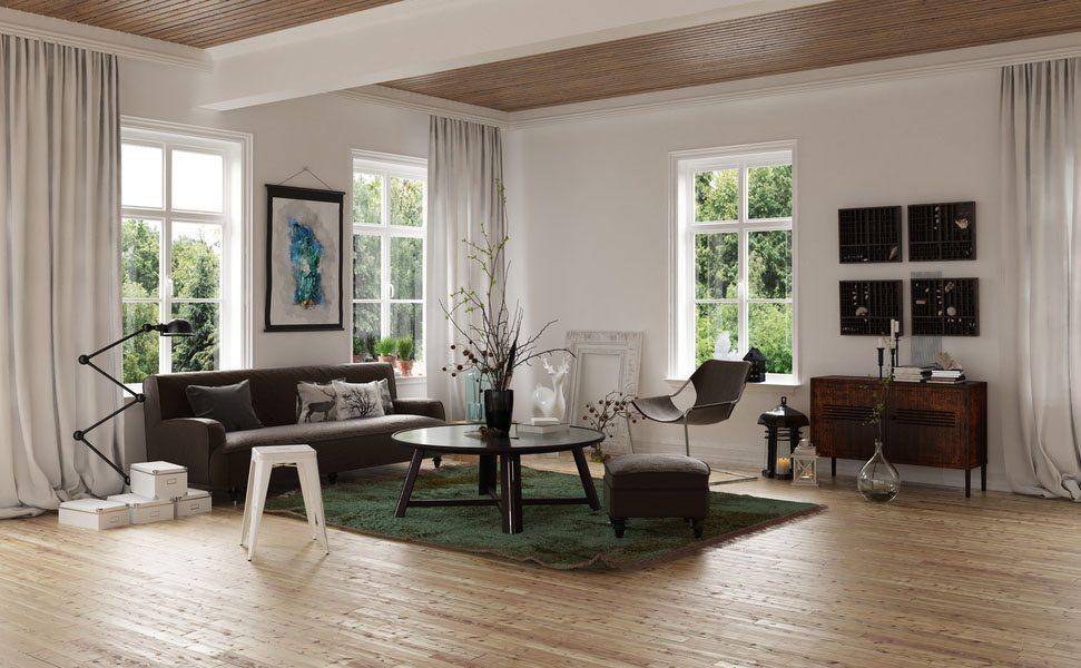 Einrichtungsstile ideen  Vorhänge: Ideen für verschiedene Einrichtungsstile › moebeltipps.ch