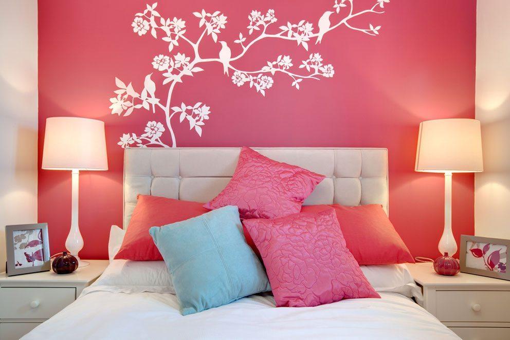Tipps zur Wandgestaltung im Schlafzimmer › moebeltipps.ch