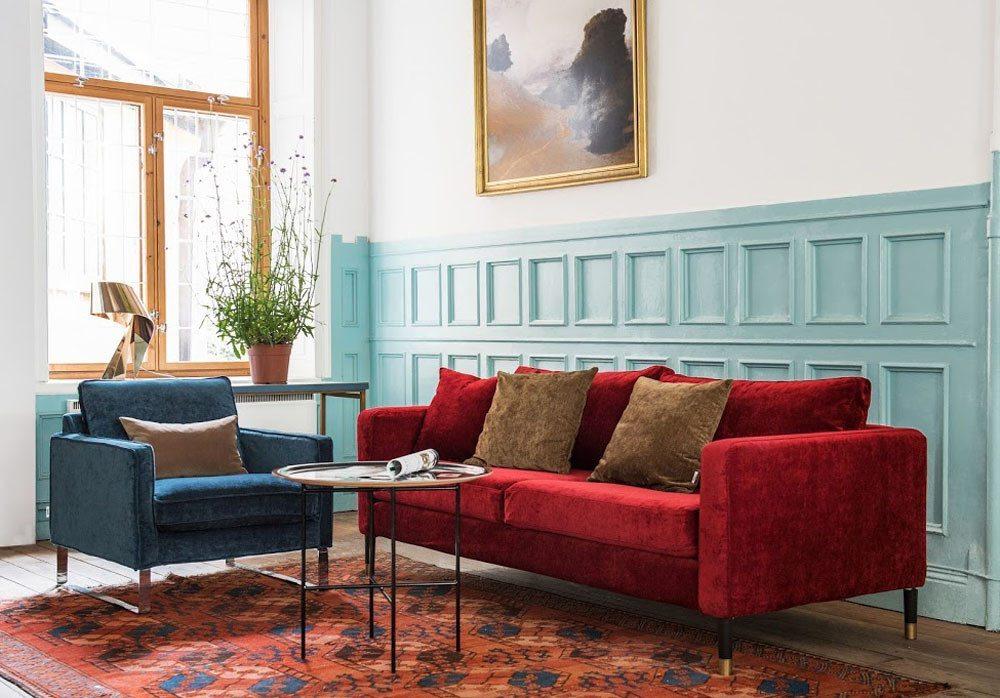 bemz und designers guild eine samtige zusammenarbeit. Black Bedroom Furniture Sets. Home Design Ideas