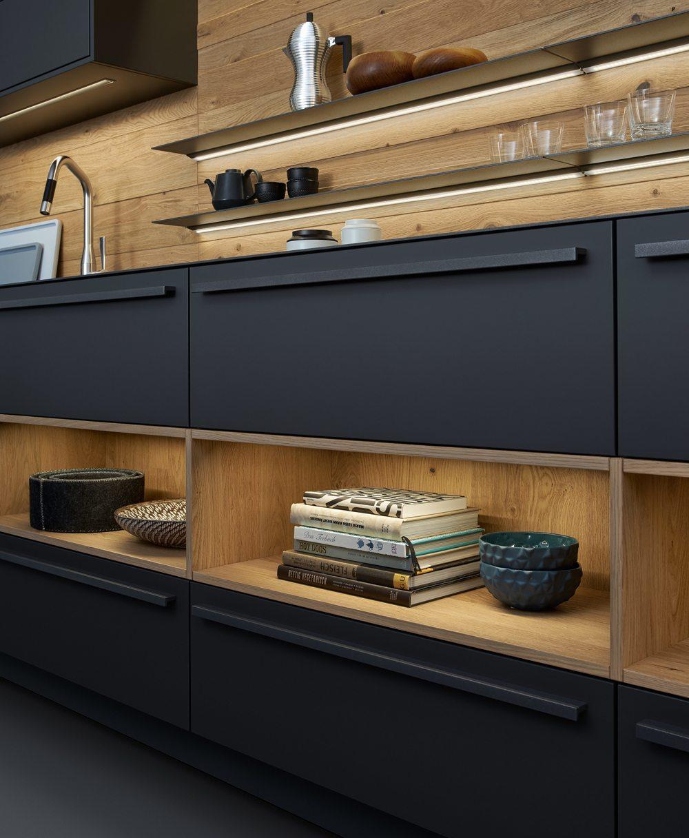 Neue leicht küche valais mit innovativem planungskonzept evo ...