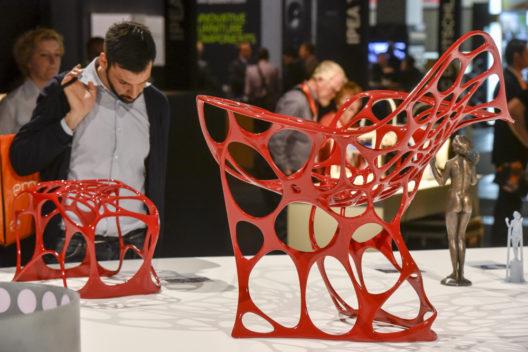 """Sonderfläche """"4th Industrial Revolution: 3D"""", Halle 4.2"""