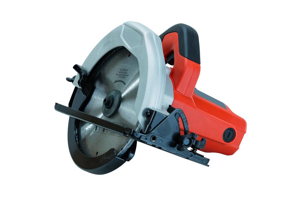 Die passende Handkreissäge für den Heimwerker (Bild: MossStudio - shutterstock.com)