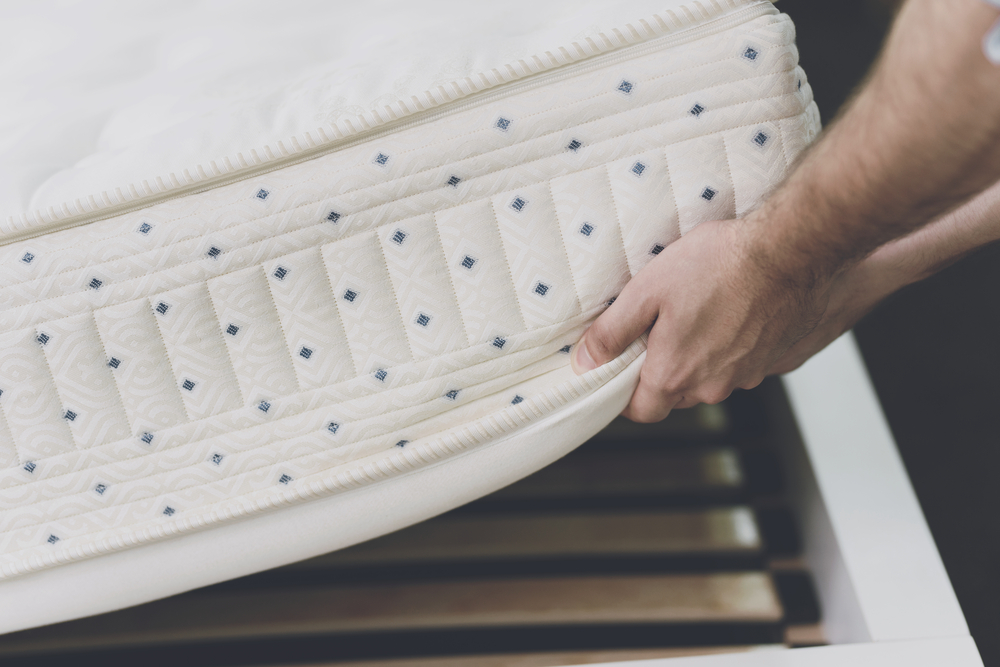 Liegekomfort mit der passenden Matratze (Bild: VGstockstudio - shutterstock.com)