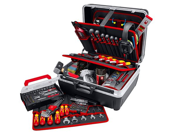 Werkzeugkoffer-Set Elektro Meister II von engelbert strauss