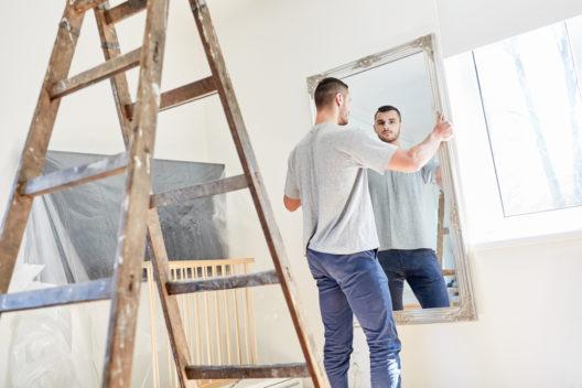 feature post image for Spiegel aufhängen mit unterschiedlichen Möglichkeiten