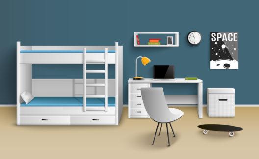 feature post image for Welche Möbel braucht ein Kind für den Schulanfang?