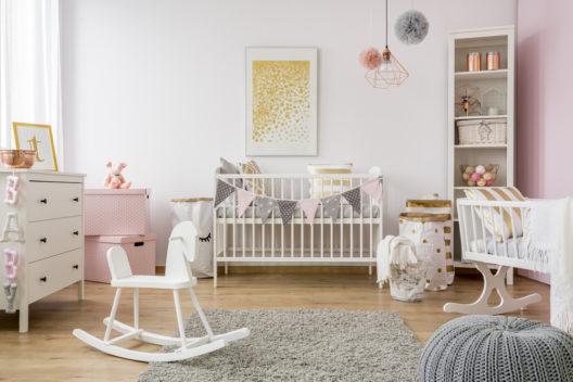 feature post image for 5 Tipps zum Einrichten des Babyzimmers