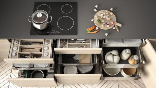 feature post image for Küche organisieren mit diesen 7 Tipps