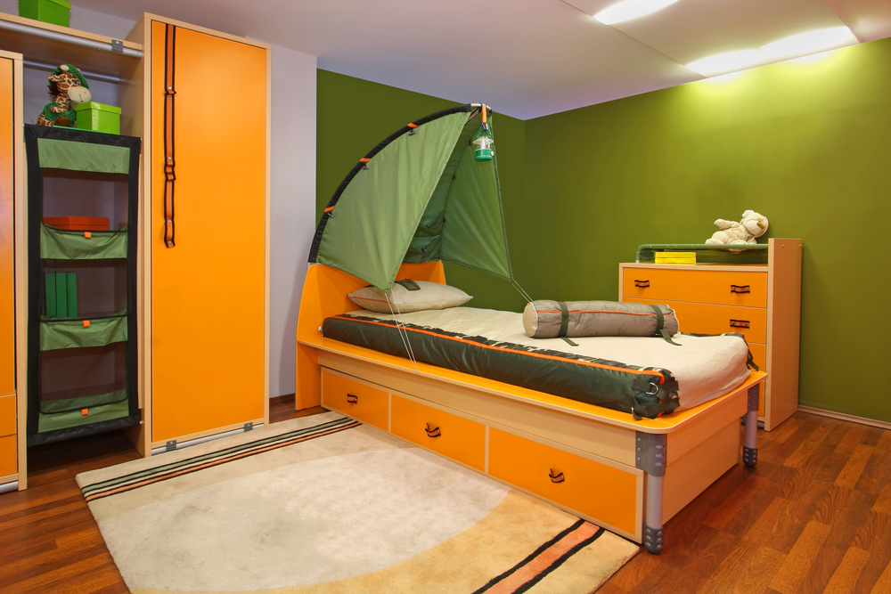 Das passende Kinderbett auswählen (Bild: Ttatty - shutterstock.com)