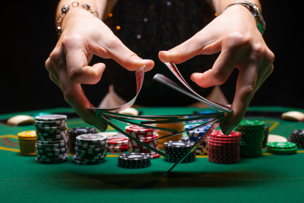 Grenzenlosen Casino-Spass zuhause erleben (Bild: Anton27 - shutterstock.com)